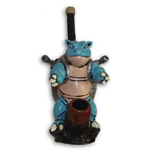 JROS Pokemon Blastoise smoking pipe