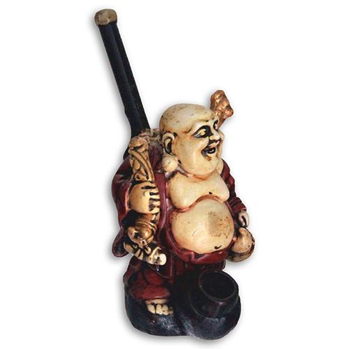 JROS Buddha smoking pipe