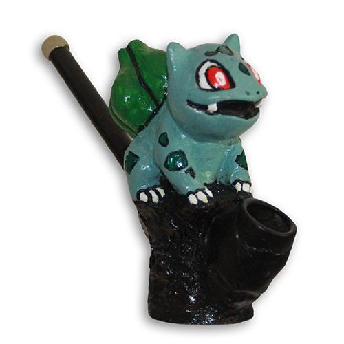 JROS Pokemon Bulbasaur smoking pipe