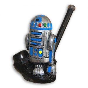 JROS Star Wars R2D2 smoking pipe