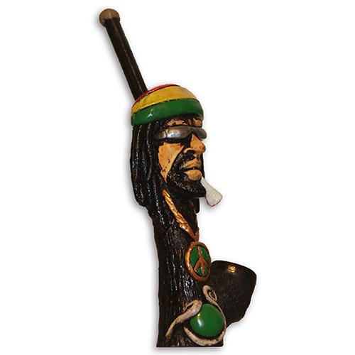 JROS Rasta smoking pipe