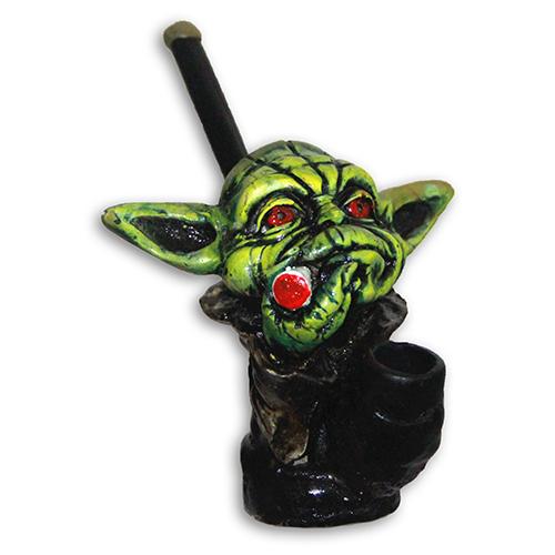 JROS Star Wars Yoda smoking pipe